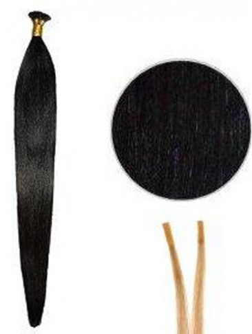 25 Strands Stick/I Tip Hair Extensions