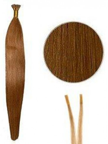 Straight Stick/I Tip Hair Extensions