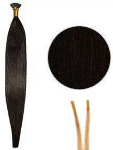 Natural Stick/I Tip Hair Extensions