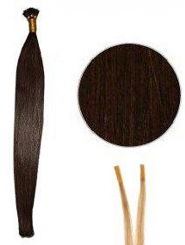 Safest Stick/I Tip Hair Extensions
