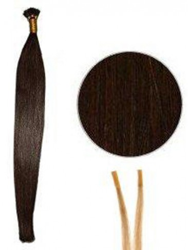 No Damaging Stick/I Tip Hair Extensions