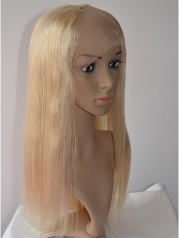 Long Silky Straight U Part Wig