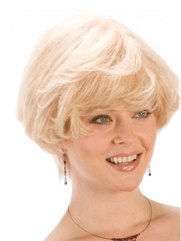 Sunny Short Lace Front Human Hair Wig