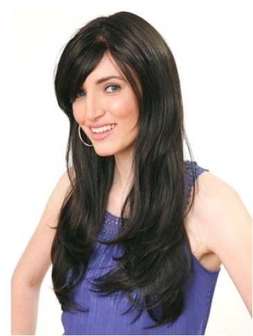 Long Straight Synthetic Wig