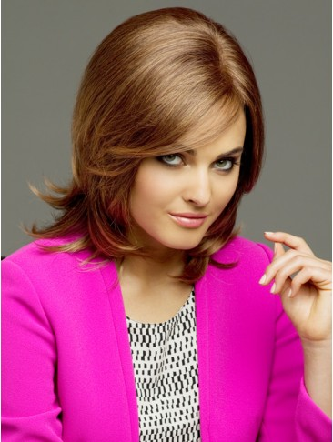 Should Length Lace Front Human Hair Wig For Women