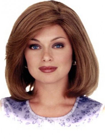 Short Straight Capless Human Hair For Women