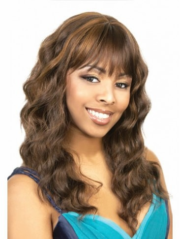 Long Beach Waves Synthetic Wig