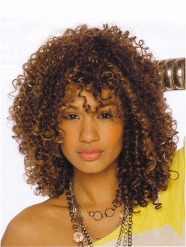 Endless Little Curls Synthetic Wig