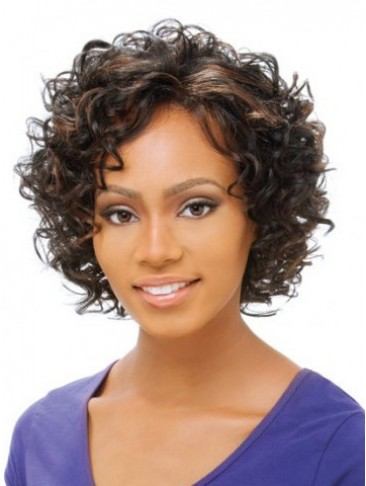 Long Layered Style Synthetic Lace Front Wig