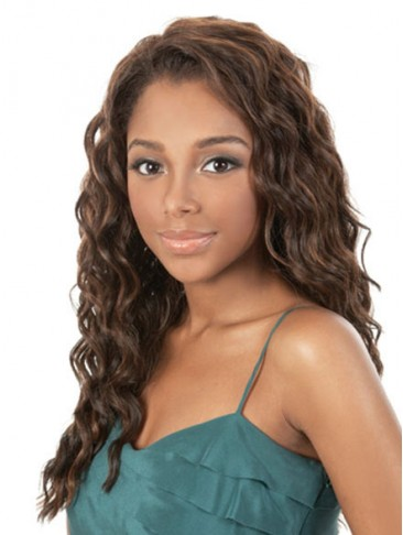 Zuri Long Loose Wavy Synthetic Wig