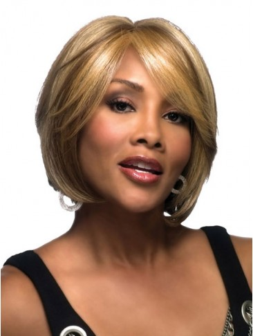 Honey Bob Style Synthetic Lace Wig