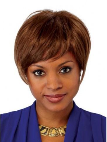 Short Lace Front Synthetic Wig