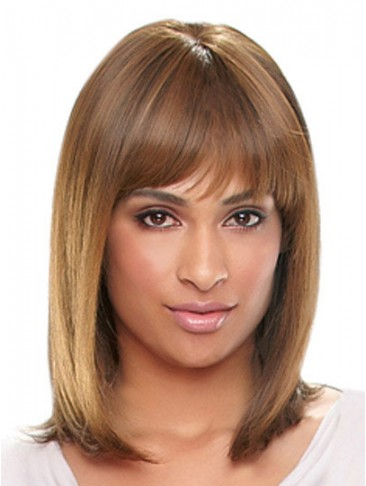 Long Straight Synthetic Capless Wig