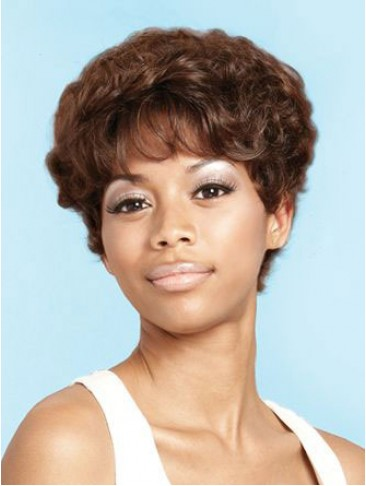 Short Curly Synthetic Wig