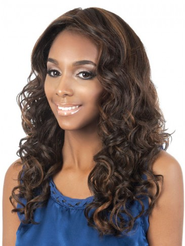 Loose Spiral Wavy Long Synthetic Wig