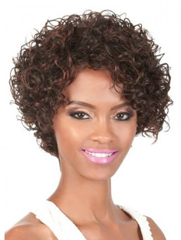 Full On Curly Synthetic Capless Wig
