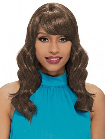 Capless Heat Friendly Synthetic Wig