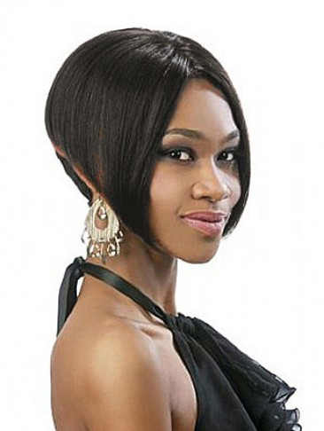 Short Full Lace Wig