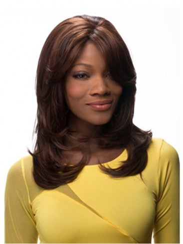 Fashion Long Synthetic Wigs For Black Women