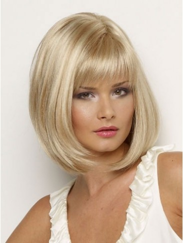 Petite Paige Grey Synthetic Wig