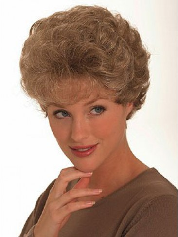 Softly Wavy Synthetic Wig
