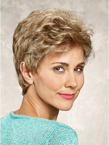 Capless Short 2015 New Style Wig