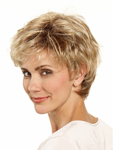 New Style Capless Synthetic Wig
