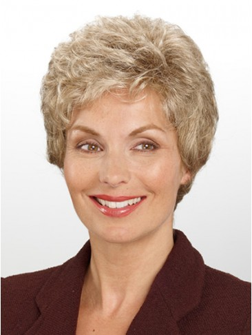 Capless Short Popular Fashion Wig