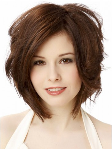 Wonderful Short Capless Wavy Synthetic Wig