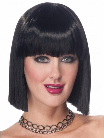 Fashion Synthetic Straight Capless Wig