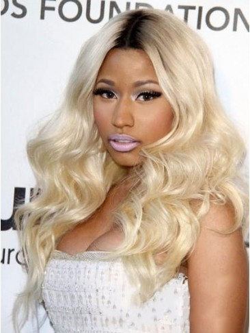 Nicki Minaj Hairstyle 100%Brazilian Hair Extension 20 Inches Wavy Sexy
