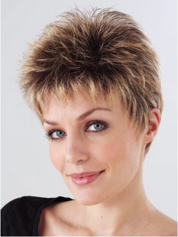Petite Synthetic Short Lace Wig