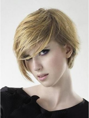 Hot Sale High Quality Short Straight Wig