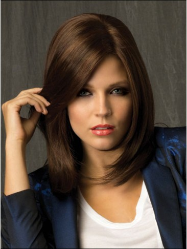 Shouler Length Synthetic Lace Wig