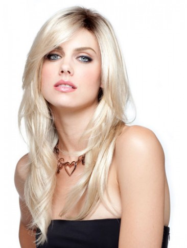 Gorgeous Extra Long Synthetic Wig